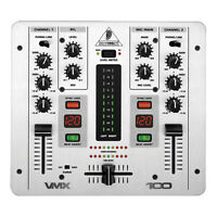 Behringer VMX100 2-Channel Pro DJ Mixer (never been use)
