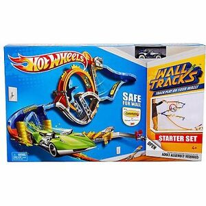 Hot Wheels wall track plus more for sale