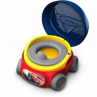 Disney Cars Training Potty and toilet seat