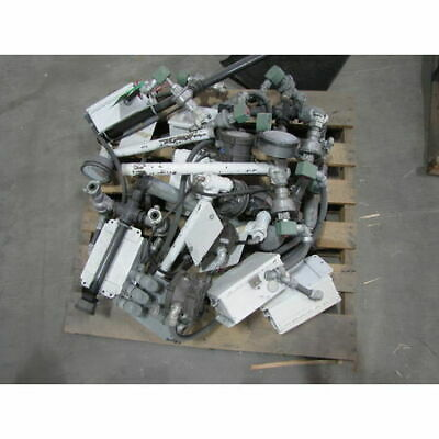 Used Lot Of Misc. Electrical Boxes And Solenoids