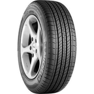 Michelin MXV4 205/55R16 All Season Tires - $75 Installed!