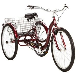Funnest Bike Ever: Adult Tricycle/Cruiser for Sale! Like New!