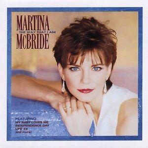 The Way That I Am by Martina McBride CD