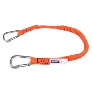 Stanley Proto Proto JLAN15LBDSS Elastic Lanyard with 2 Stainless Steel Carabiners 15-pound by Stanley Proto  neuveeeeeee