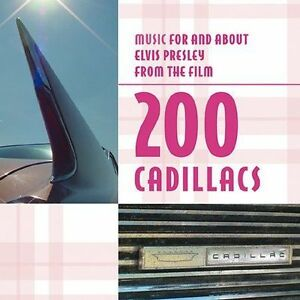 200-Cadillacs-by-Various-Artists-CD-New-Sealed-2003-Image-Entertainment-Audio