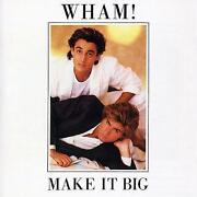 Wham Make It Big CD
