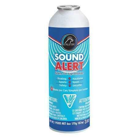 Sound Alert Fsa6r Personal Safety Horn,120Db,Metal Horn