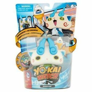 YOKAI WATCH TRANSFORMER - KOMASAN AT TEDDY N ME