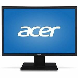 22 inches ACER LCD Monitor with Stand
