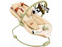 Baby bouncer seat / chair with movement & music