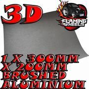 Brushed Aluminium Vinyl