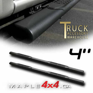 "4"" Oval  Nerf side Bars Fit 2009-2016 Dodge Ram 1500/2500/3500 North Shore Greater Vancouver Area image 3"
