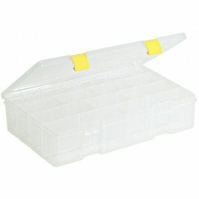Plano Molding 2-3730-05 4 To 15 Compartment Box 14l X 9.13w X 3-14h