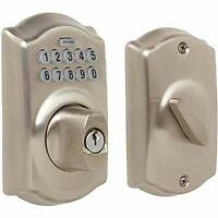 BRAND NEW Schlage Keypad Front Entry Handleset ($280 Value)