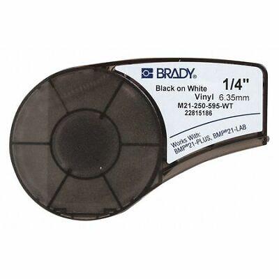 Brady M21-250-595-wt Label Tape Cartridgepermanent Printer