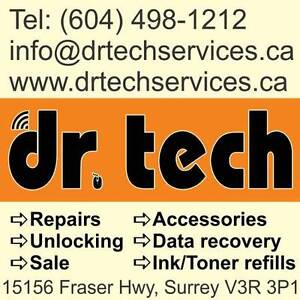 Computer & Cell phones repair service