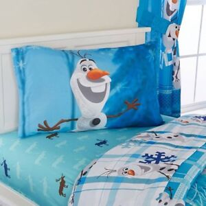 Frozen Bedding, Wall Decals and Decor