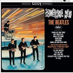 THE BEATLES Something New (US Album) CD BRAND NEW w/ Obi
