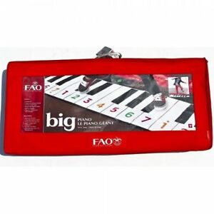 FAO Schwarz Piano Dance Mat Brand NewStep to your own tune