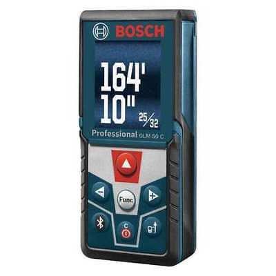 Bosch Blaze Glm 50 C 165 Ft. Laser Distance Meter 2 1.5v Aaa Batteries