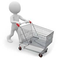 SHOPPING CART REPAIR PERSON-VANCOUVER AREA