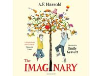 A.F. HARROLD AT DISCOVERS STRATFORD LIBRARY TAKEOVER