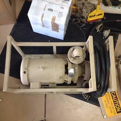 Water Pump Ampco 10 Hp Centrifugal Pump W Baldor Motor Ampc0 Zc2 10hp Pump