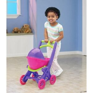 On-the-Go 3 in 1 doll Stroller