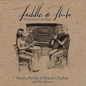 NEW Fiddle and Flute : Irish Traditional Music (Audio CD)