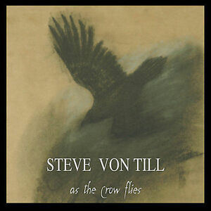 Steve Von Till / As The Crow Flies (Neurosis)  CD NEW