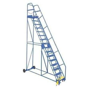 Warehouse ladder