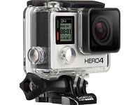 GoPro Hero 4 Silver (Un-opened/Sealed)