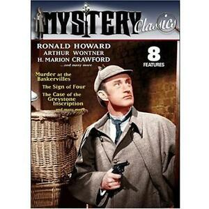 HALLOWE'EN DVD?? --Watch OLD TIME Mystery Classics