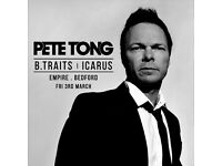 Taste The Punch With Pete Tong, B.Traits & Icarus