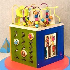 Cube d'activité pour enfants