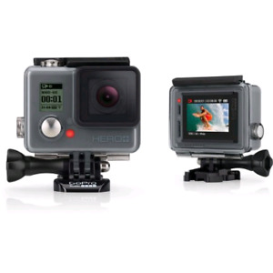 AS-IS GoPro Hero+ LCD HD Video Recording Camera