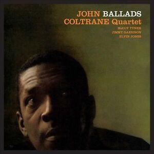 John-Coltrane-Quartet-Ballads-VINYL-LP-NEW-Bonus-Tracks