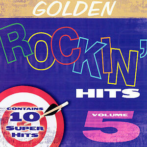 Golden-Rockin-Hits-Vol-5-by-Various-Artists-CD-NEW