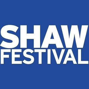 Single ticket to any Shaw Festival Play