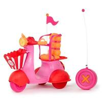Lalaloopsy 49MHz Radio-Controlled Scooter