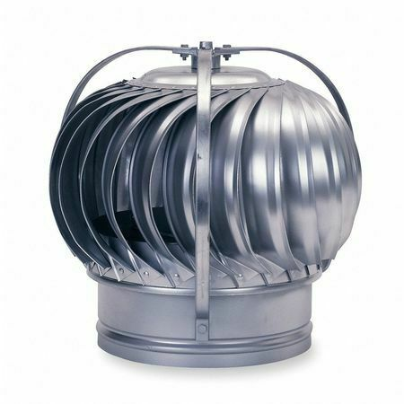 "Empire Tv04g 4"" Turbine Ventilator"