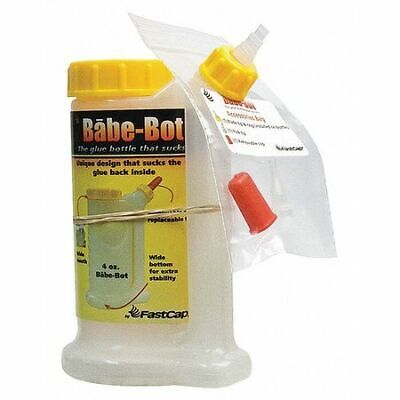 Fast Cap Gb.babebot Wood Glue Dispenser4 Oz Btldrip Less