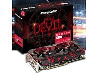 Red Devil Radeon™ RX 580 8GB GDDR5