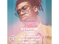 Jay Prince & Friends: The Pit LDN Takeover at Burst! On March 24, 2017