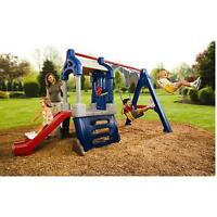 Little Tikes club house Swing set