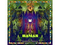 Montezuma London:: Friday Party - DJ RAMAN