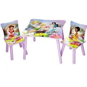 Princess table set