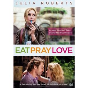 Eat Pray Love dvd-Like new condition + The Notebook dvd-$5 lot