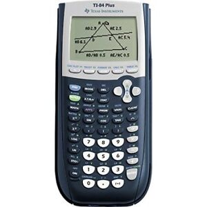 Brand New Texas Instruments TI-84 Plus Programmable Graphing Cal