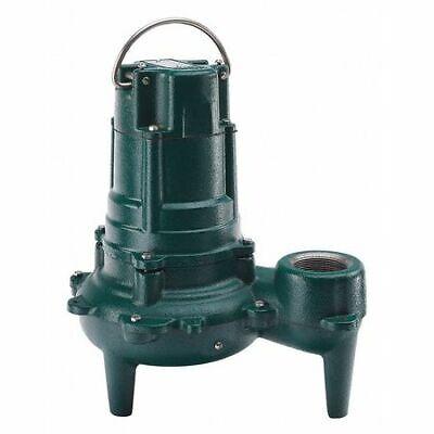 Zoeller G267 Waste-mate 12 Hp 2 Manual Submersible Sewage Pump 460v